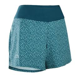Joggingshort voor dames Run Dry