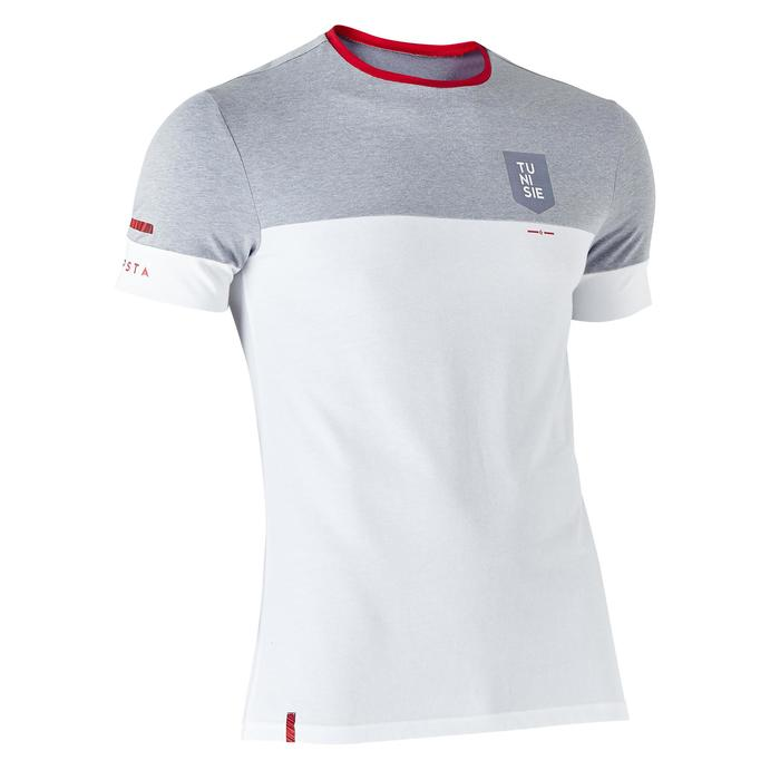 T-shirt de football adulte FF100 Tunisie