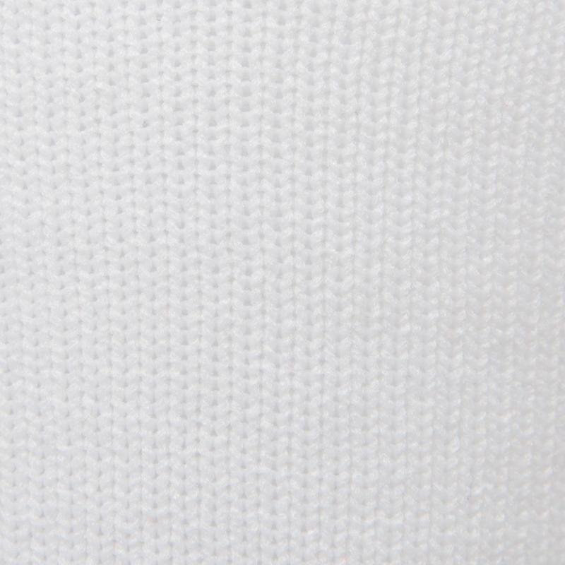 F500 Kids' Football Socks - White/Grey