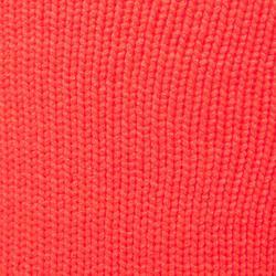 Voetbalkousen voor kinderen F500 oranje/grijs