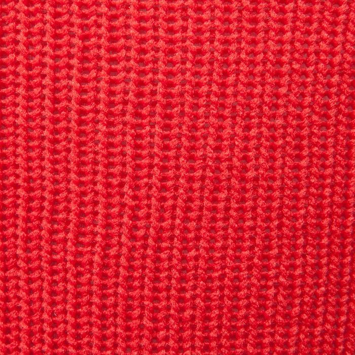 Fußballstutzen F500 Kinder rot