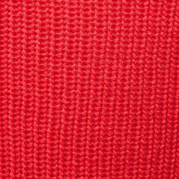 Medias de fútbol niños F500 rojo