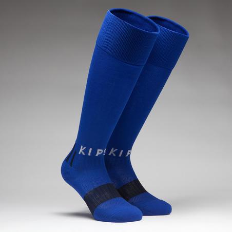 F500 Kids' Football Socks - Indigo