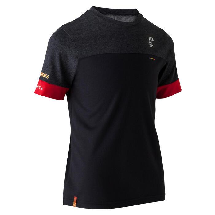 T-shirt de football enfant FF100 Belgique - 1276438