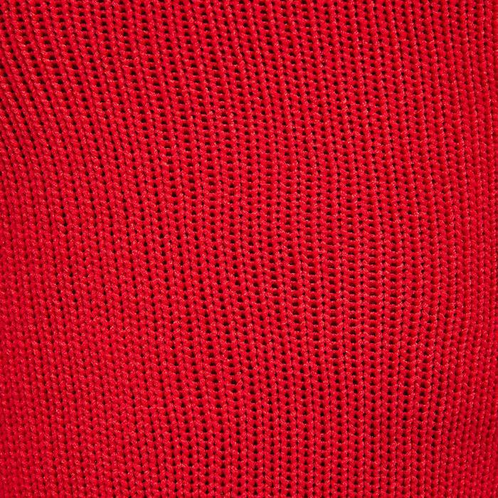 Stutzen F500 Erwachsene rot