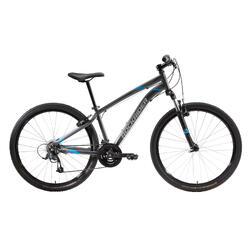 "Mountainbike 27,5"" MTB Rockrider ST 100 grau"