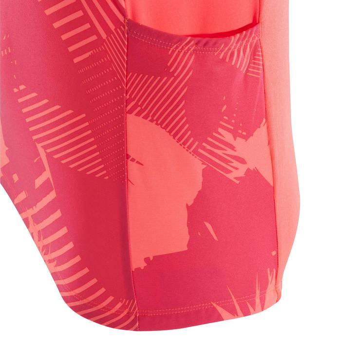 Camiseta sin mangas BTT ST 500 Mujer Rosa