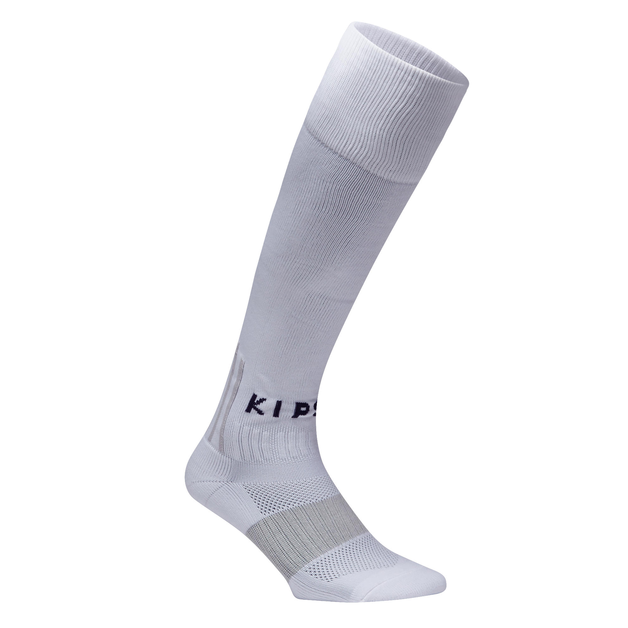 F500 Adult Soccer Socks - White
