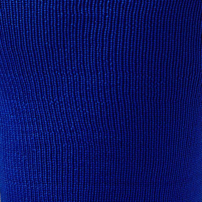 Medias de fútbol adulto F500 azul