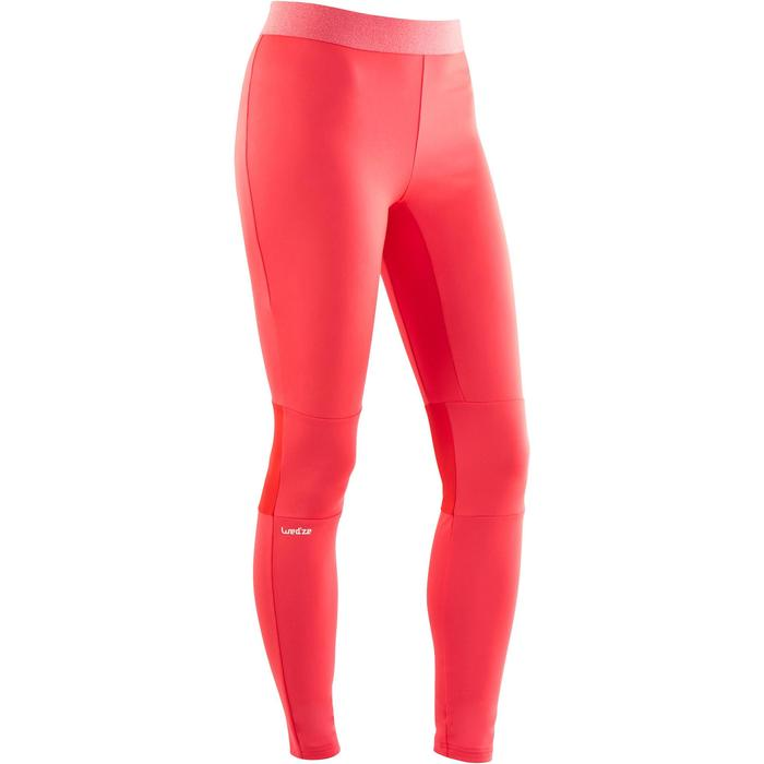 Onderkledij ski dames Freshwarm broek rood