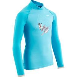 Thermisch skiondershirt voor kinderen Freshwarm