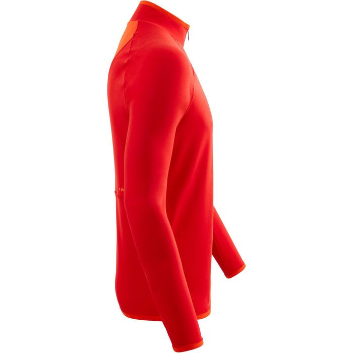 Skiunterwäsche Freshwarm 1/2-Reißverschluss Herren rot