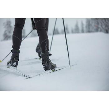Chaussures ski de fond skate sport homme Skate 100 NNN - 1276654