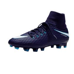 Chaussure de football adulte Hypervenom III FG bleue