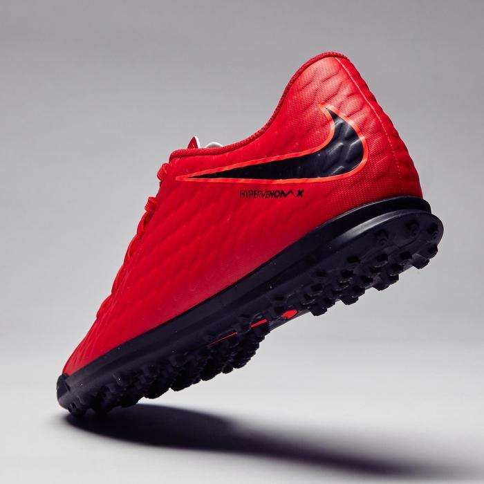 Chaussure football adulte  Hypervenom Phade turf Rouge - 1276766