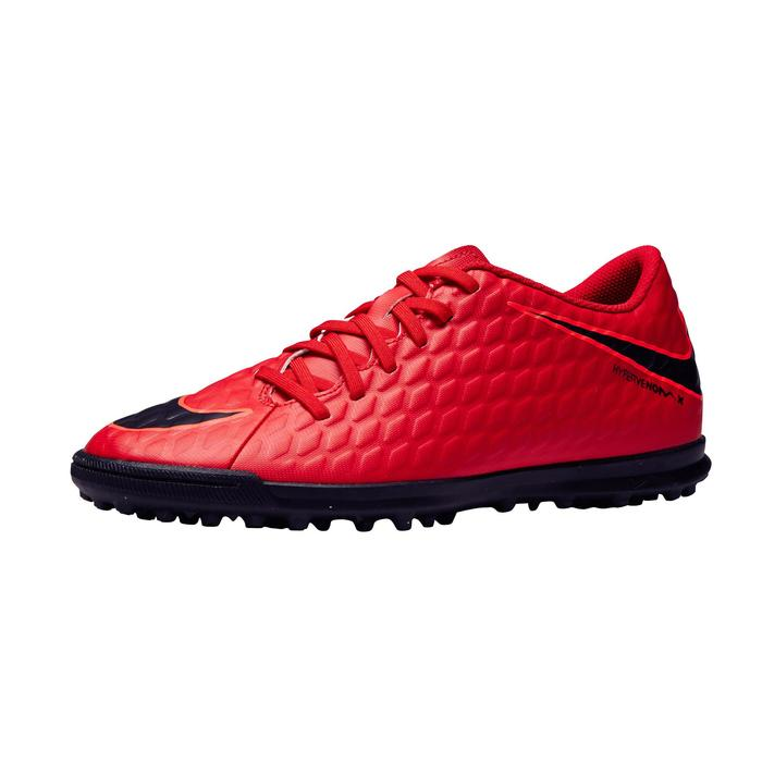 Chaussure football adulte  Hypervenom Phade turf Rouge - 1276770