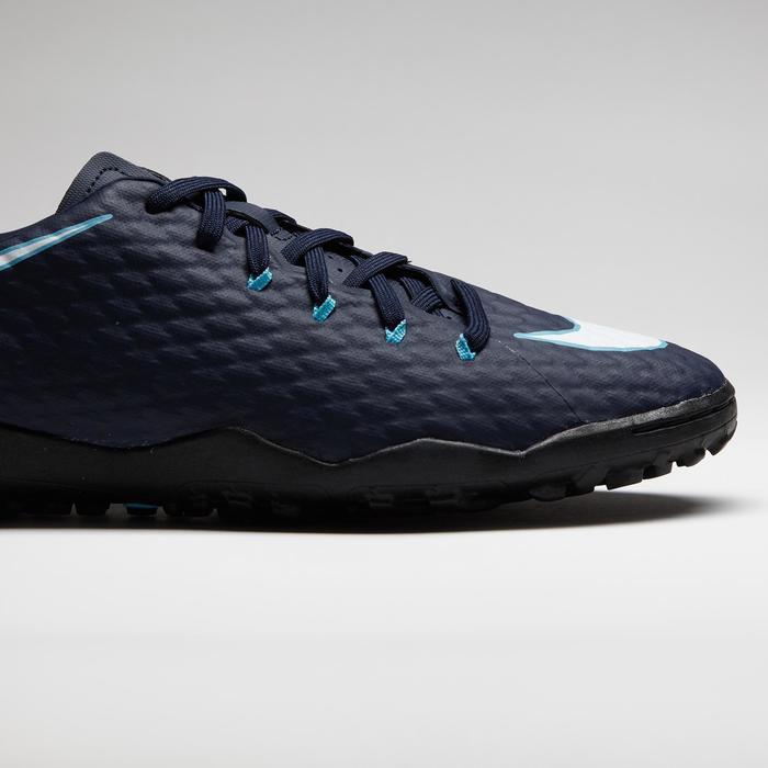 Chaussure de football adulte  Hypervenom Phelon turf bleue - 1276776