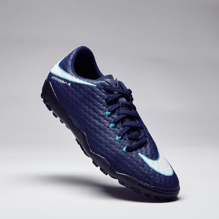 Chaussure de football adulte  Hypervenom Phelon turf bleue - 1276777