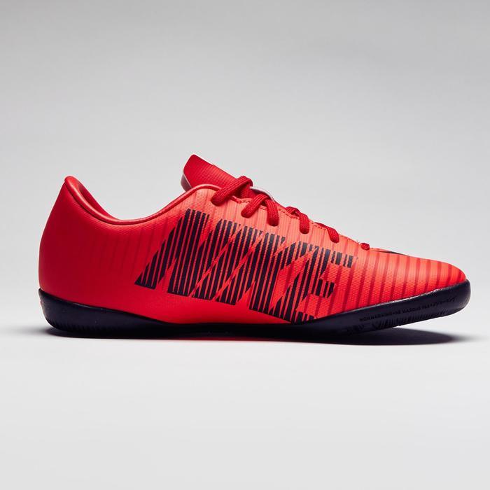 Chaussure de futsal enfant Mercurial X Victory rouge - 1276799