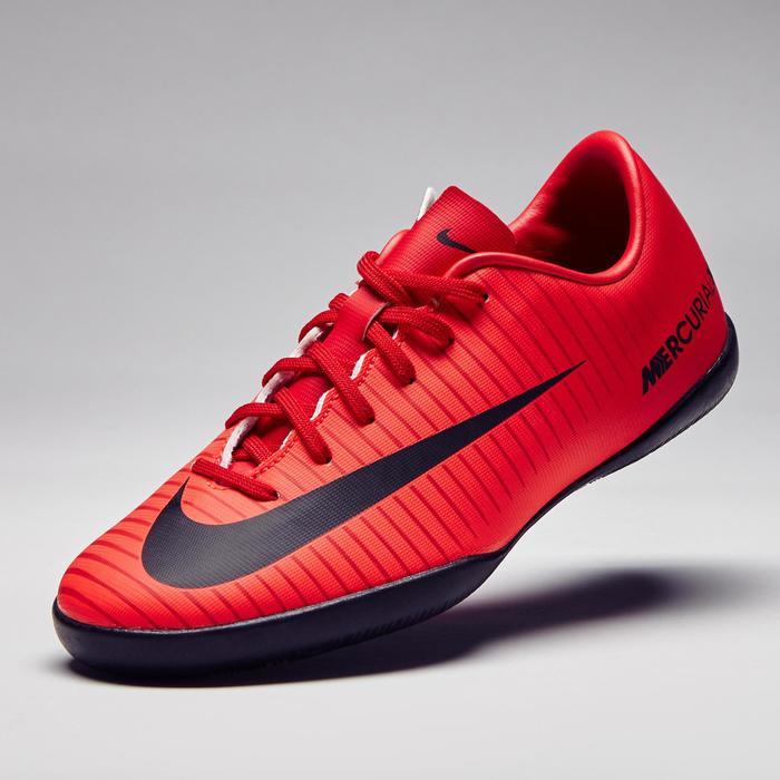 Chaussure de futsal enfant Mercurial X Victory rouge - 1276801