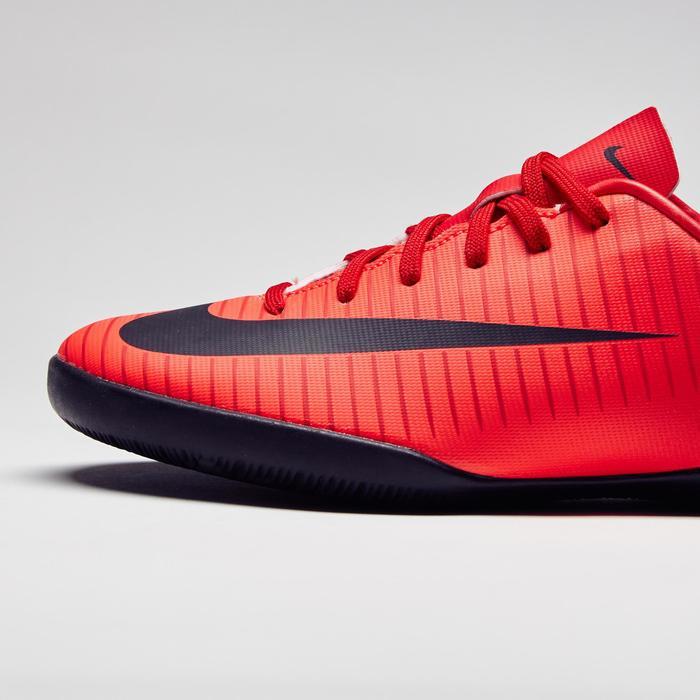 Chaussure de futsal enfant Mercurial X Victory rouge - 1276805