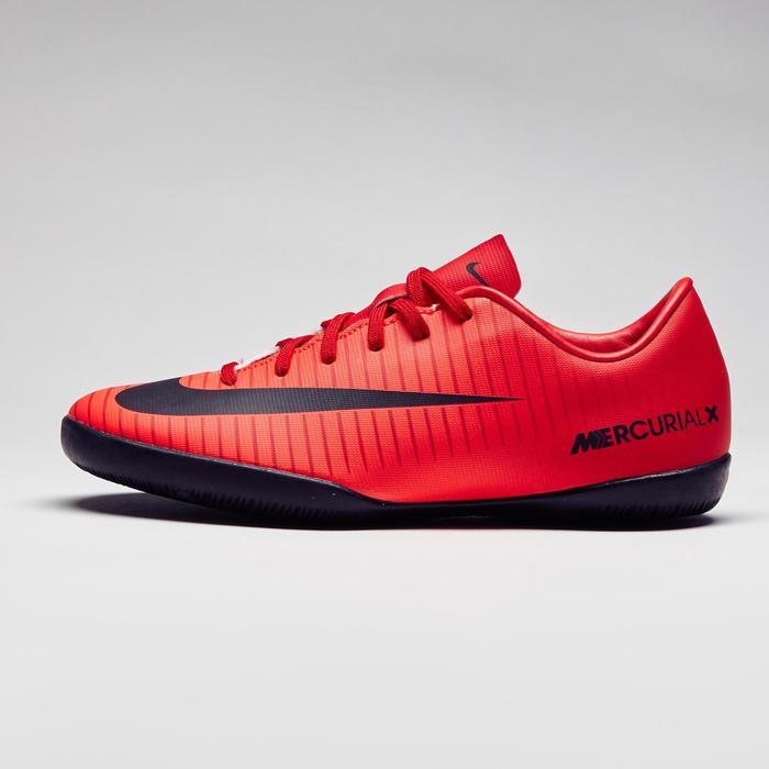 Chaussure de futsal enfant Mercurial X Victory rouge - 1276807