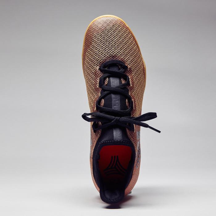 Chaussure de futsal adulte X Tango 17.3 noire or - 1276826