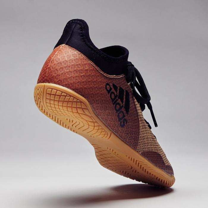 Chaussure de futsal enfant X Tango 17.3 noire or