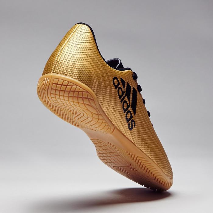 Chaussure de futsal enfant X Tango 17.4 sala or - 1276853