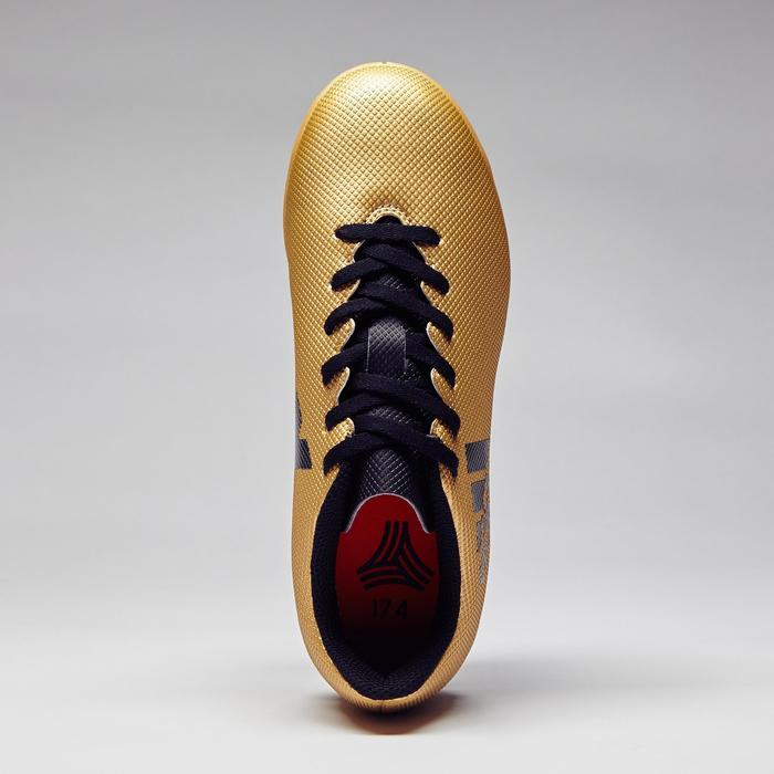 Chaussure de futsal enfant X Tango 17.4 sala or - 1276855