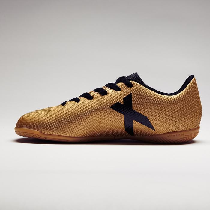 Chaussure de futsal enfant X Tango 17.4 sala or - 1276856