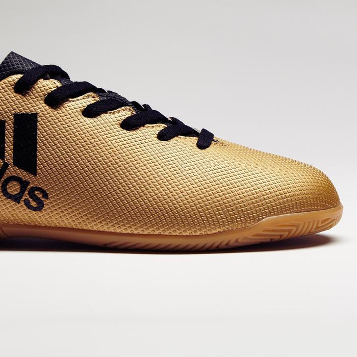 Chaussure de futsal enfant X Tango 17.4 sala or - 1276858