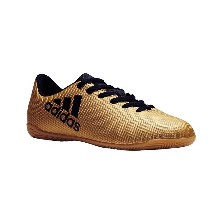 Chaussure de futsal enfant X Tango 17.4 sala or - 1276859