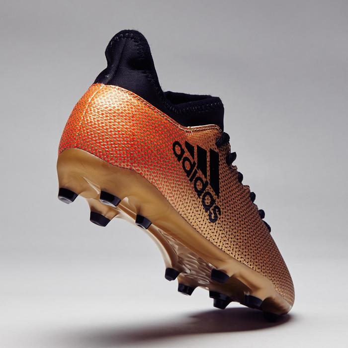 Chaussure de football enfant X 17.3 FG bronze - 1276890