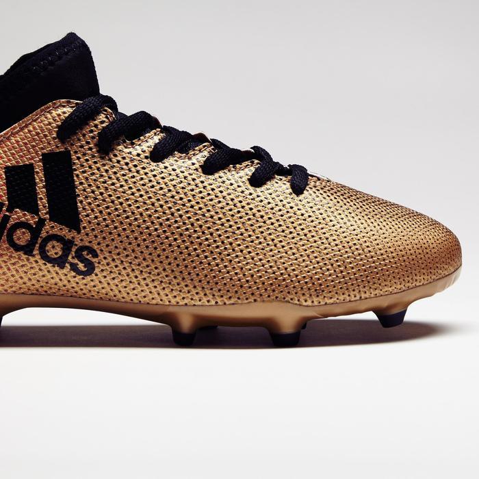 Chaussure de football enfant X 17.3 FG bronze - 1276895