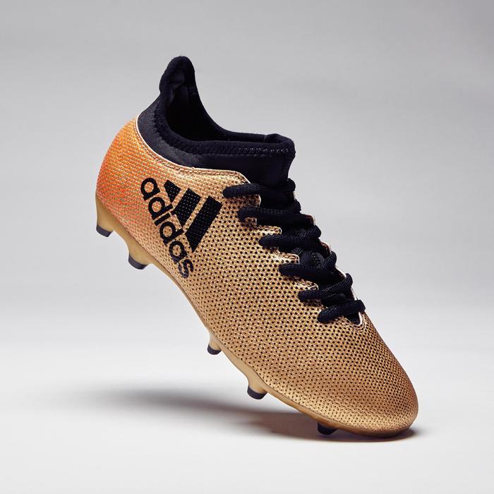 Chaussure de football enfant X 17.3 FG bronze - 1276896