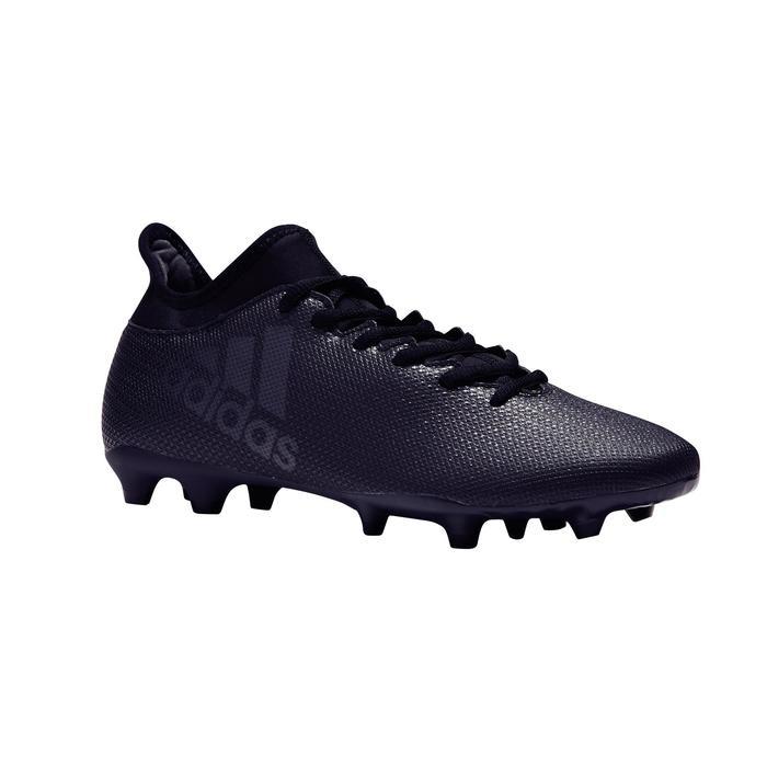 Chaussure de football adulte X 17.3 FG noire - 1276899