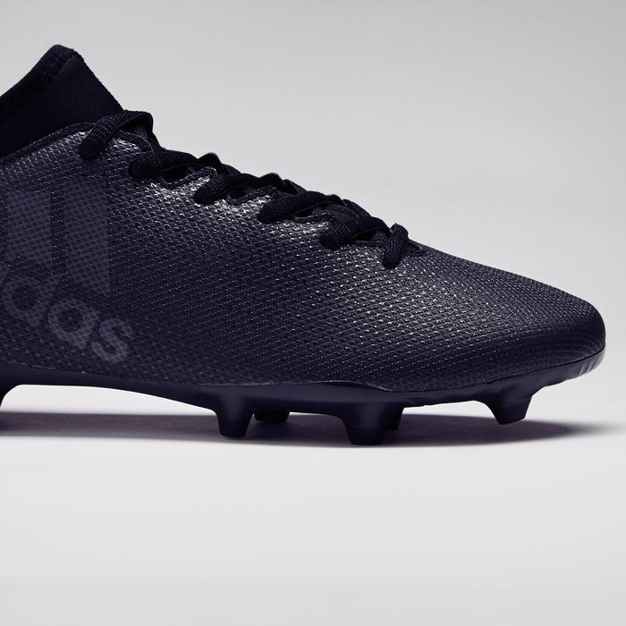 Chaussure de football adulte X 17.3 FG noire - 1276901