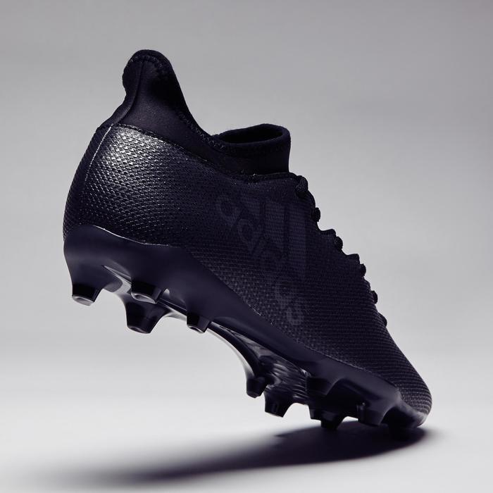 Chaussure de football adulte X 17.3 FG noire - 1276903