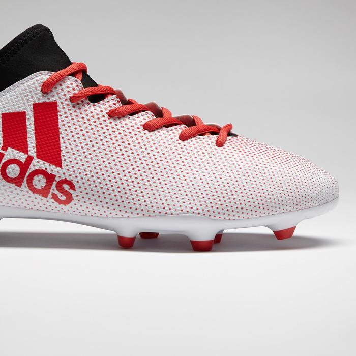 Chaussure de football adulte X 17.3 FG blanche - 1276906