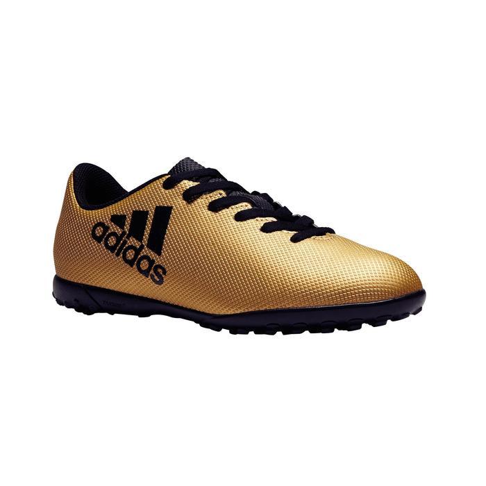 Chaussure de football enfant  X 17.4 TF bronze - 1276928