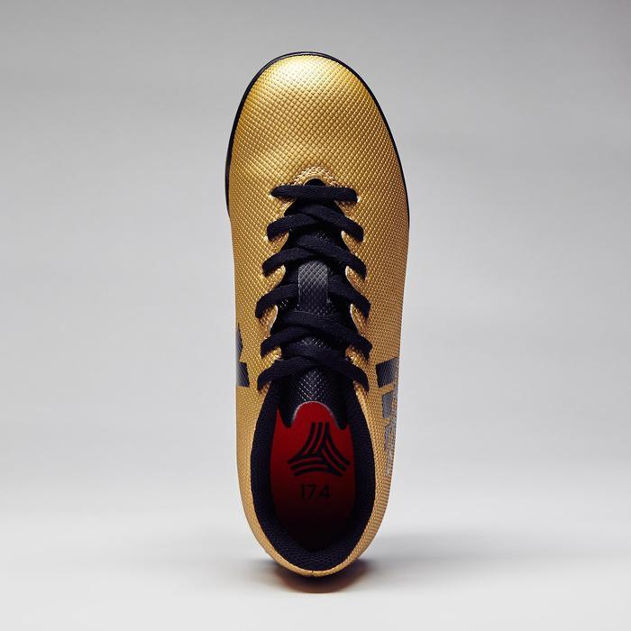 Chaussure de football enfant  X 17.4 TF bronze - 1276929