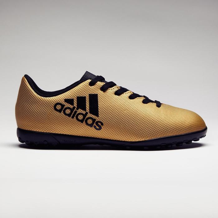 Chaussure de football enfant  X 17.4 TF bronze - 1276930