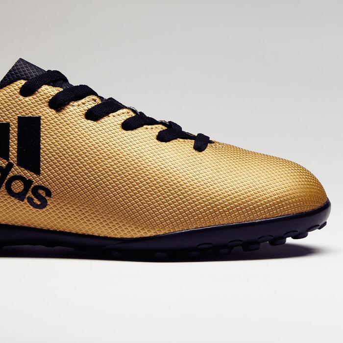 Chaussure de football enfant  X 17.4 TF bronze - 1276931