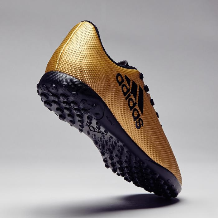 Chaussure de football enfant  X 17.4 TF bronze - 1276932