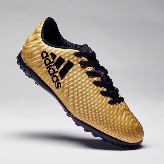 Chaussure de football enfant  X 17.4 TF bronze - 1276933