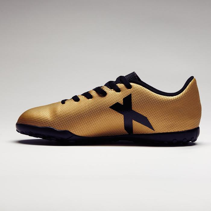 Chaussure de football enfant  X 17.4 TF bronze - 1276935