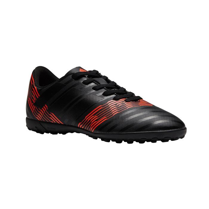 Chaussure de futsal enfant Nemeziz Tango 17.4 rouge noire - 1276937