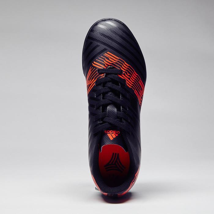 Chaussure de futsal enfant Nemeziz Tango 17.4 rouge noire - 1276938