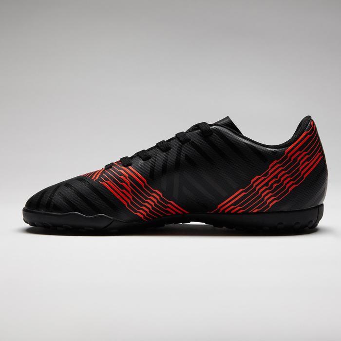 Chaussure de futsal enfant Nemeziz Tango 17.4 rouge noire - 1276939
